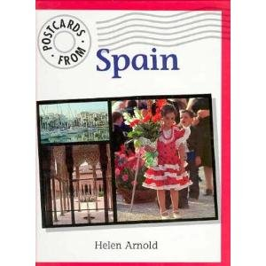 9780817240097: Spain (Postcards)