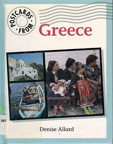 9780817240226: Greece (Postcards from)
