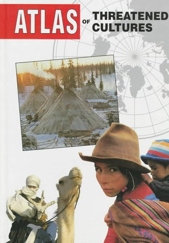 9780817247553: Atlas of Threatened Cultures (Atlases)