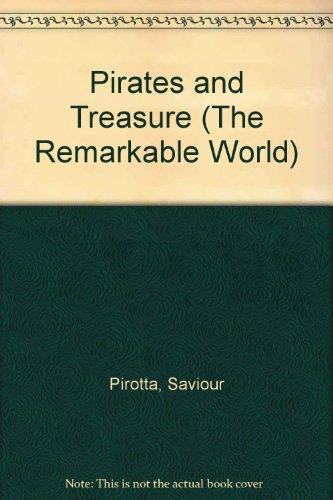 Pirates and Treasure: Pirotta, Saviour