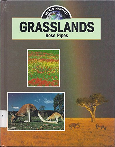 9780817250058: Grasslands (World Habitats)