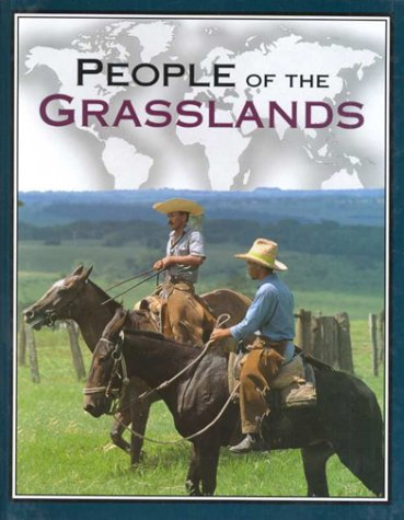 9780817250607: People of the Grasslands (Wild World)