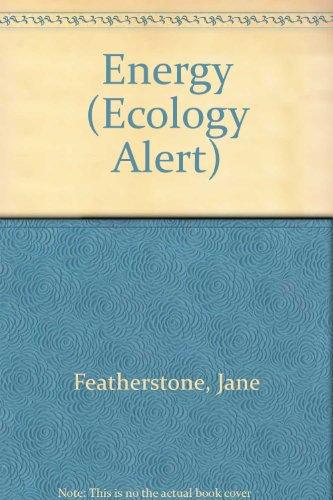 9780817253745: Energy (Ecology Alert)