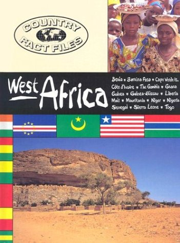 9780817254001: West Africa (Country Fact Files)
