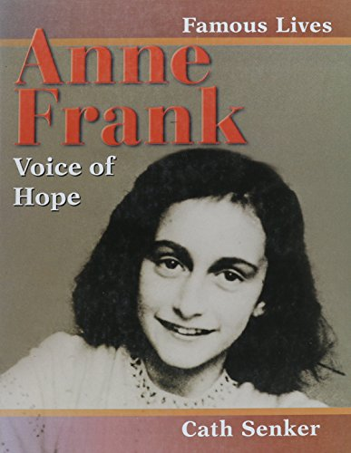 9780817257194: Anne Frank: Voice of Hope (Famous Lives)
