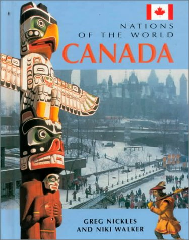 9780817257804: Canada (Nations of the World)