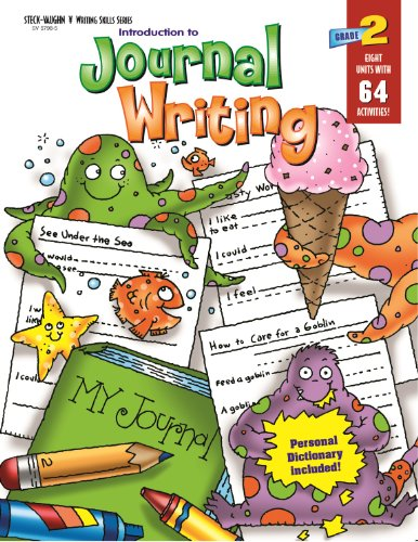 9780817257989: Introduction to Journal Writing: Reproducible Grade 2