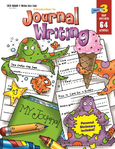 9780817257996: Introduction to Journal Writing: Reproducible Grade 3