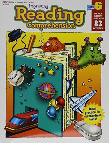 9780817258047: Improving Reading Comprehension: Reproducible Grade 6