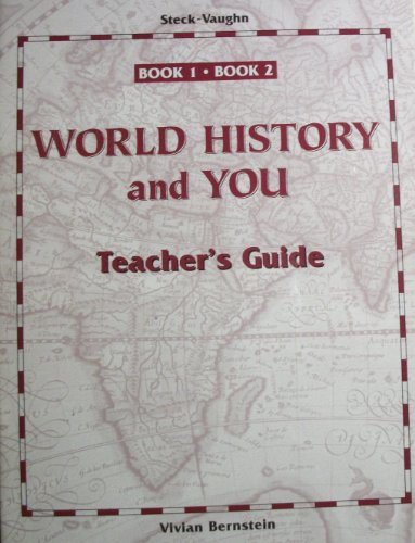 9780817263270: World History and You (Teacher's Guide) (Book 1, Book 2)