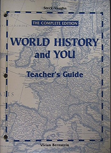 9780817263294: World History and you, the Complete Edition, Teacher's Guide