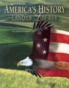 9780817263348: America's History: Land of Liberty/Book 1