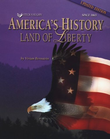 9780817263355: America's History: Land of Liberty/Book 2
