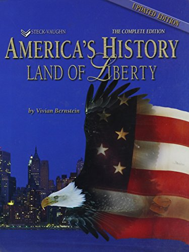 9780817263379: America's History: Land of Liberty: Includes Books 1 and 2