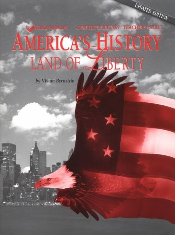 9780817263386: America's History: Land of Liberty (Teacher's Guide)