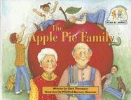 Steck-Vaughn Pair-It Books Emergent Stage 2: Student Reader Apple Pie Family, The , Story Book: ...