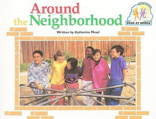 9780817264307: Steck-Vaughn Pair-It Books Emergent 1: Individual Student Edition Around the Neighborhood