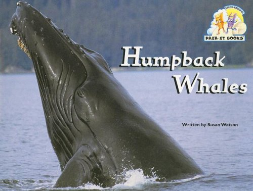 9780817264321: Steck-Vaughn Pair-It Books Emergent 1: Individual Student Edition Humpback Whales