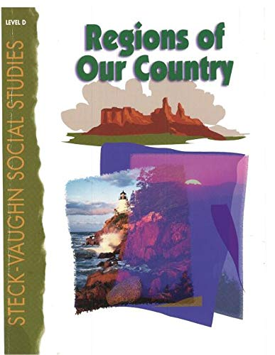 9780817265533: Regions of Our Country: Level D (Steck-Vaughn Social Studies)