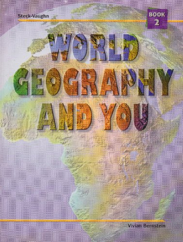 9780817268282: World Geography and You Book 2