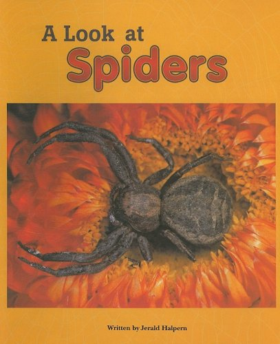 9780817272739: Steck-Vaughn Pair-It Books Early Fluency Stage 3: Student Reader A Look At Spiders, Story Book