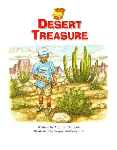 Desert Treasure (Pair-It Books): Andrew Clements, Wayne Anthony Still (Illustrator)