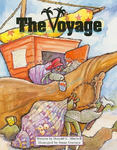 9780817272982: Steck-Vaughn Pair-It Books Fluency Stage 4: Individual Student Edition The Voyage