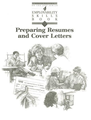9780817278281: Steck-Vaughn Employability Skill Books: Student Workbook Preparing Resumes