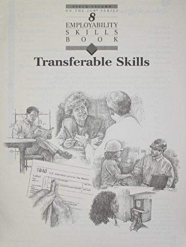 9780817278434: Steck-Vaughn Employability Skill Books: Student Workbook 10pk Transferable Skills