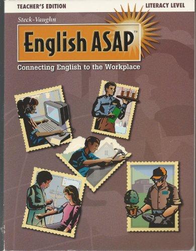 9780817279530: English ASAP, Literacy Level