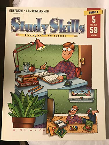 9780817280529: Study Skills: Strategies for Success, Grade 6