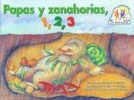 Steck-Vaughn En Parajes: Leveled Reader Papas y Zanahorias 123, Story Book (Pair-It Spanish): Smith
