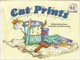9780817282271: Steck-Vaughn Pair-It Books Early Emergent: Individual Student Edition Cat Prints