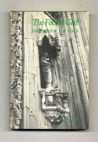 9780817300227: The Fool of God: Jacopone da Todi