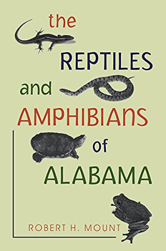 9780817300548: The Reptiles and Amphibians of Alabama