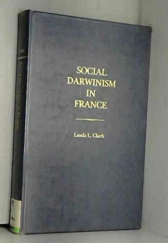 9780817301491: Social Darwinism In France