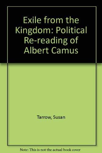 Exile From Kingdom: Tarrow, Susan
