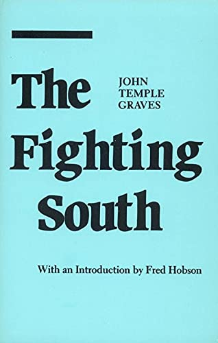 THE FIGHTING SOUTH (LIBRARY ALABAMA CLASSICS)