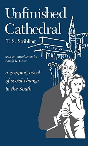 9780817302535: Unfinished Cathedral (Library Alabama Classics)