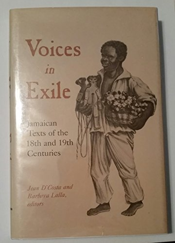 9780817303822: Voices in Exile: Jamaican Texts of the 18th and 19th Centuries