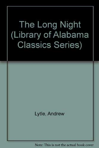 9780817304133: Long Night (Library Alabama Classics)