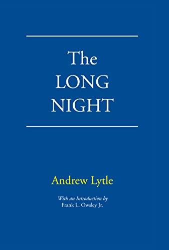 9780817304157: Long Night (Library Alabama Classics)