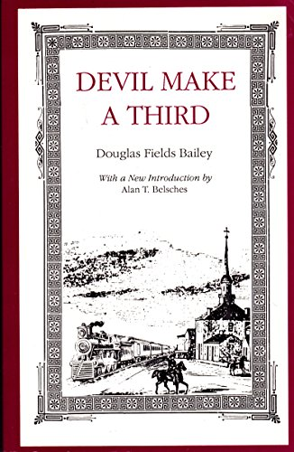 9780817304201: Devil Make a Third (The Library of Alabama Classics)