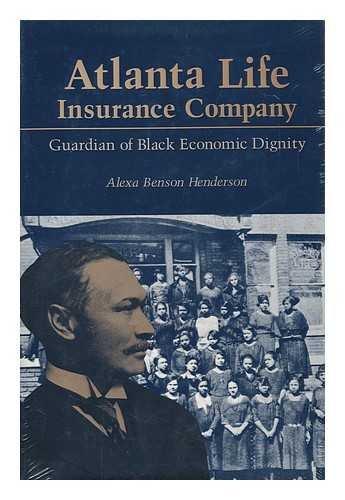 Atlanta Life Insurance: Henderson, Alexa Benson
