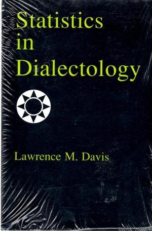 9780817305109: Statistics in Dialectology