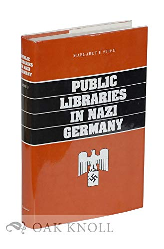 9780817305567: Public Libraries in Nazi Germany