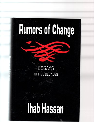9780817308025: Rumors of Change: Essays of Five Decades