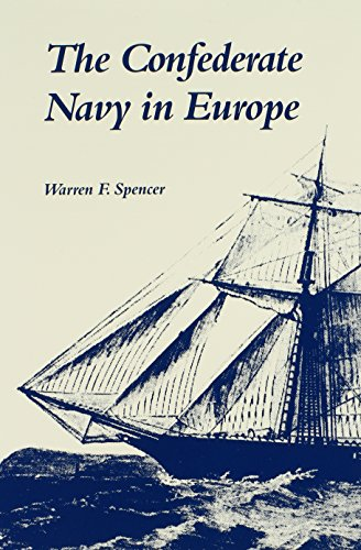 9780817308612: The Confederate Navy in Europe