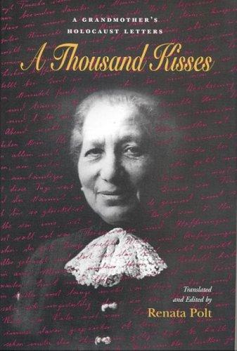 9780817309305: A Thousand Kisses: A Grandmother's Holocaust Letters (Judaic Studies Series)