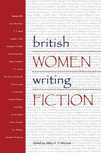 9780817309817: British Women Writing Fiction
